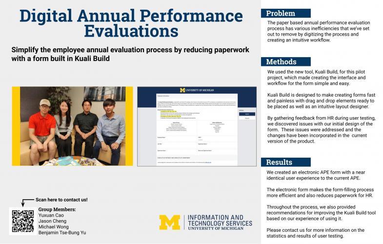 Digital Annual Performance Evaluations Presentation