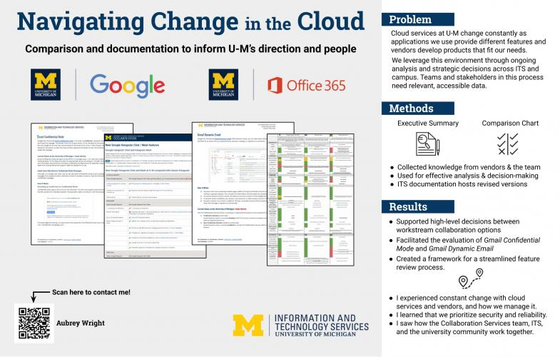 Navigating Change in the Cloud Presentation