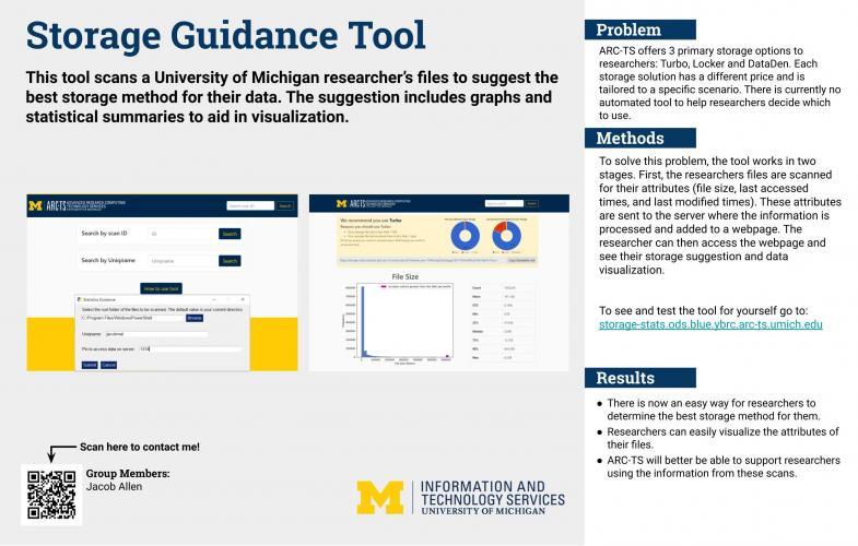 Storage Guidance Tool Presentation