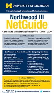 Northwood 3 NetGuide