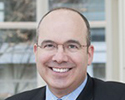 A headshot of Dr. Andrew Rosenberg, Chief Information Officer for Michigan Medicine and Vice President for IT and CIO–Interim
