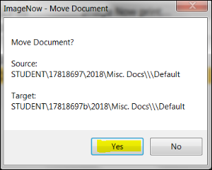 move document